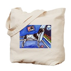 POINTER art Tote Bag