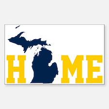 Unique Michigan Decal