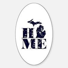 Funny Michigan Decal