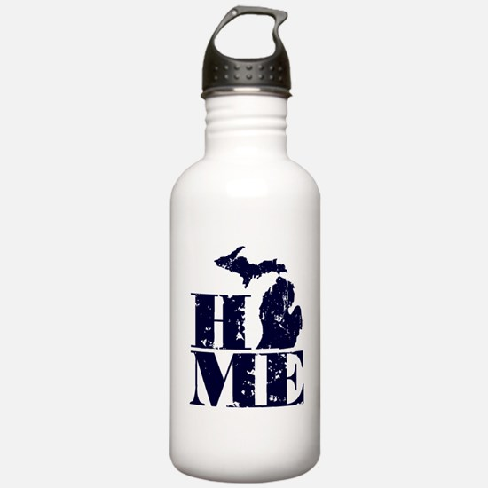 Cute Up north michigan Water Bottle