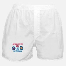 Will - Astronaut  Boxer Shorts