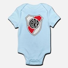 Escudo River Plate dark Body Suit