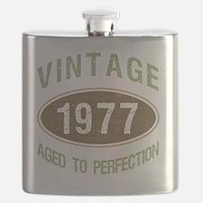 Unique Funny 40th birthday Flask