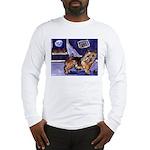 NORWICH TERRIER art Long Sleeve T-Shirt
