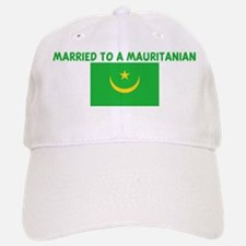 MARRIED TO A MAURITANIAN Baseball Baseball Cap