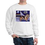 NORWICH TERRIER art Sweatshirt