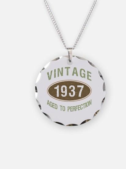 80th birthday celebration Necklace