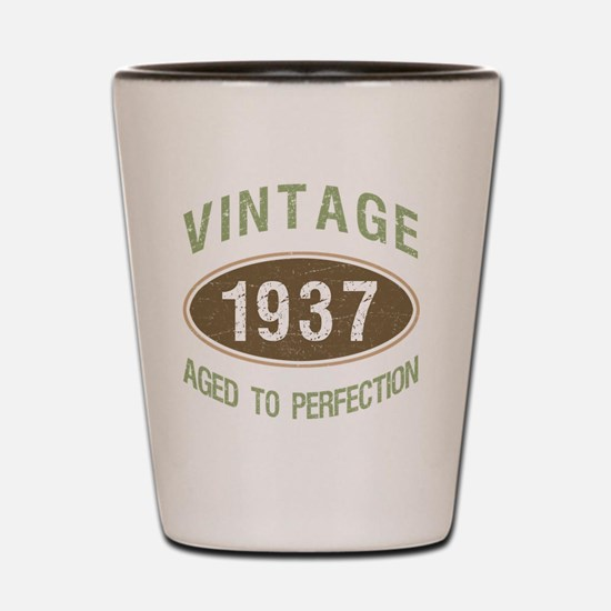 Cool Perfection Shot Glass