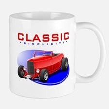 Classic Hot Rod Mug Mugs