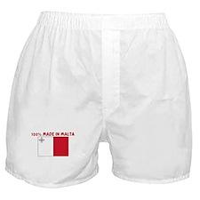 100 PERCENT MADE IN MALTA Boxer Shorts