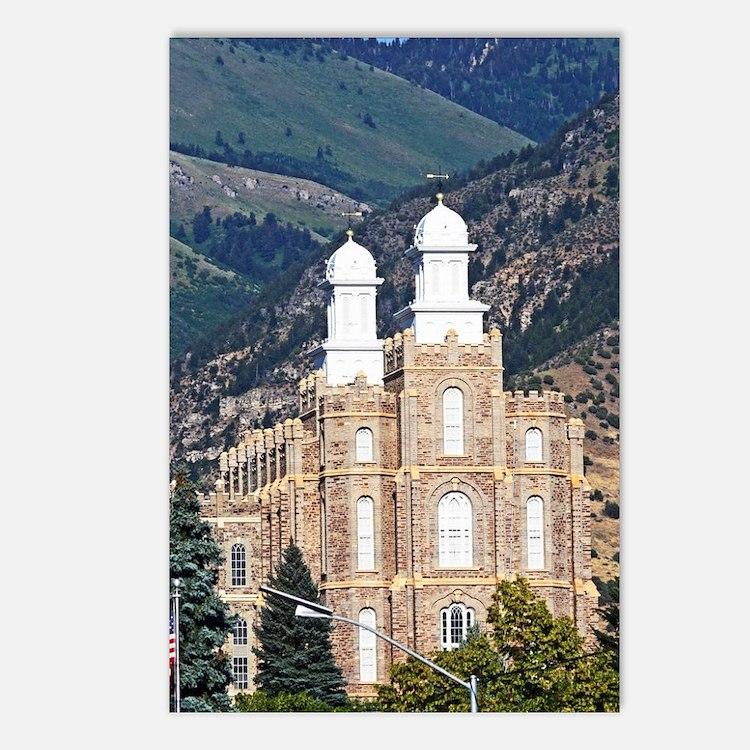 Cute Castles Postcards (Package of 8)