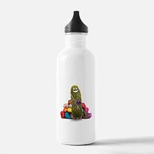 Knitting Pickle Water Bottle