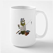 Fishing Pickle Mugs