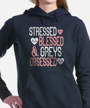 Funny I love my hubbie Women's Hooded Sweatshirt