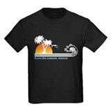 Playa del carmen Kids T-shirts (Dark)