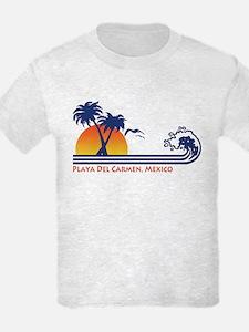 Playa Del Carmen Mexico T-Shirt