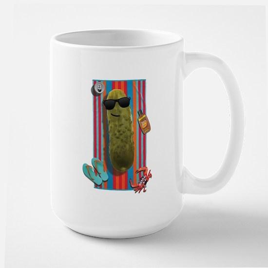 Beach Pickle Mugs