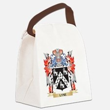 Cute Lyne Canvas Lunch Bag