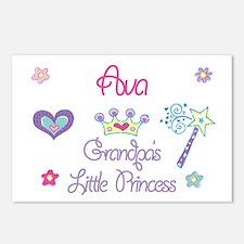 Ava - Grandpa's Little Prince Postcards (Package o