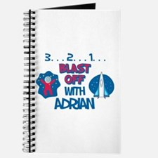 Blast Off with Adrian Journal