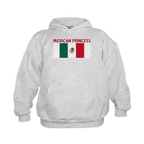 MEXICAN PRINCESS Kids Hoodie
