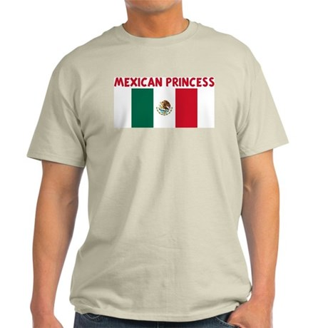 MEXICAN PRINCESS Light T-Shirt