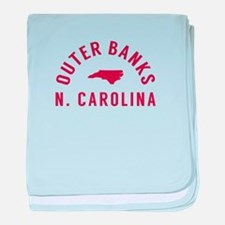 Outer Banks Classic baby blanket