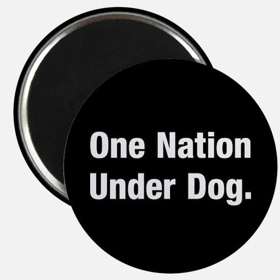 One nation under Dog Magnet