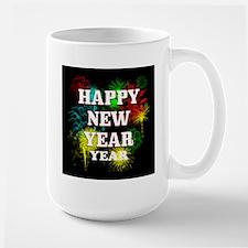 Happy New Year Mugs