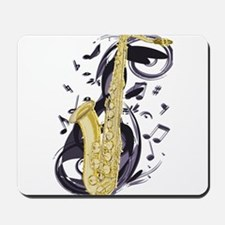Saxephone Mousepad