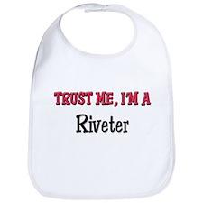 Trust Me I'm a Riveter Bib