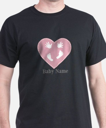 Add Baby's Name T-Shirt