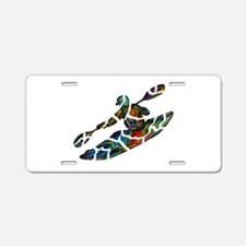 KAYAK Aluminum License Plate