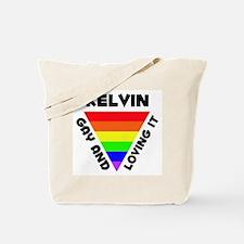Kelvin Gay Pride (#006) Tote Bag