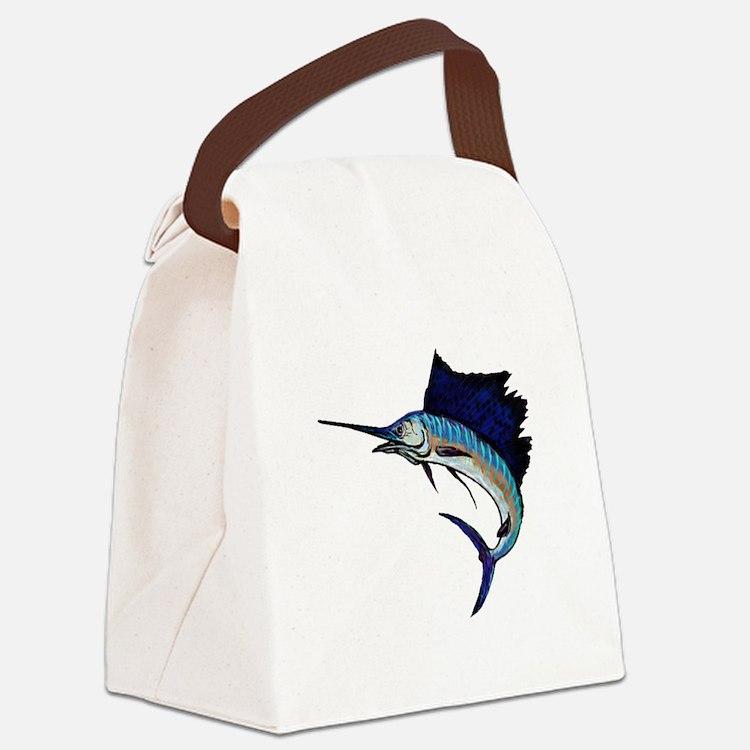 SAIL Canvas Lunch Bag