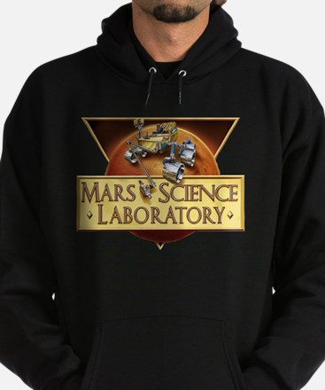Mars Science Lab Hoodie (dark)