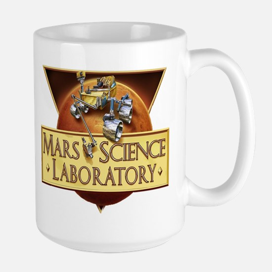 Mars Science Lab Large Mug Mugs