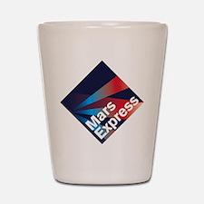 Mars Express Shot Glass