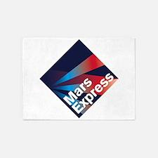 Mars Express 5'x7'Area Rug