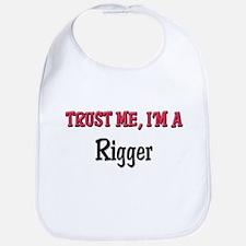 Trust Me I'm a Rigger Bib