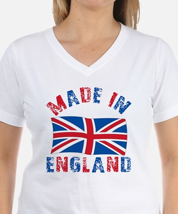 Made In England Ash Grey T-Shirt