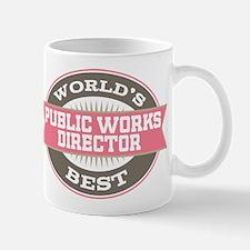 public works director Mug