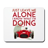 Auto racing Classic Mousepad