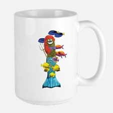 Mermaid Pickle Mugs