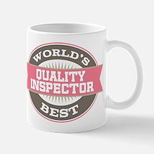 quality inspector Mug