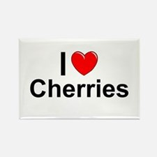 Cherries Rectangle Magnet