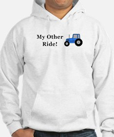 Tractor Other Ride Hoodie