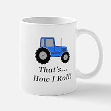 Tractor How I Roll Mug