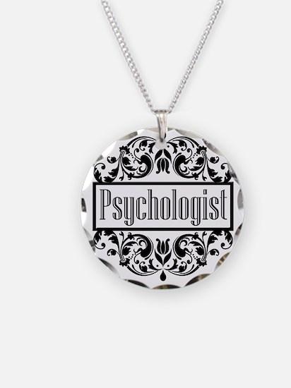 Psychologist Damask Necklace