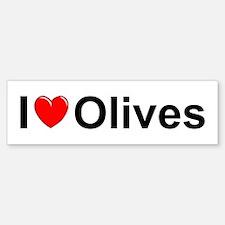 Olives Sticker (Bumper)